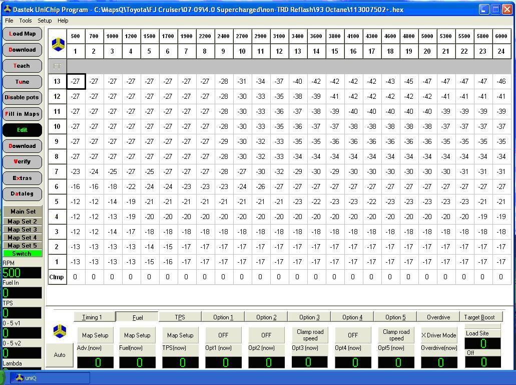 Faq End User Tuning Unichip Automotive Performance 4 Way Switch Tutorial The